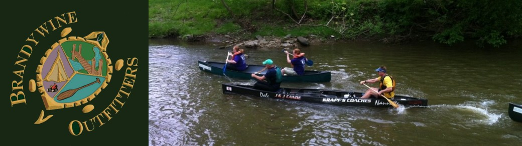 Brandywine Outfitters Canoe And Kayak Rentals